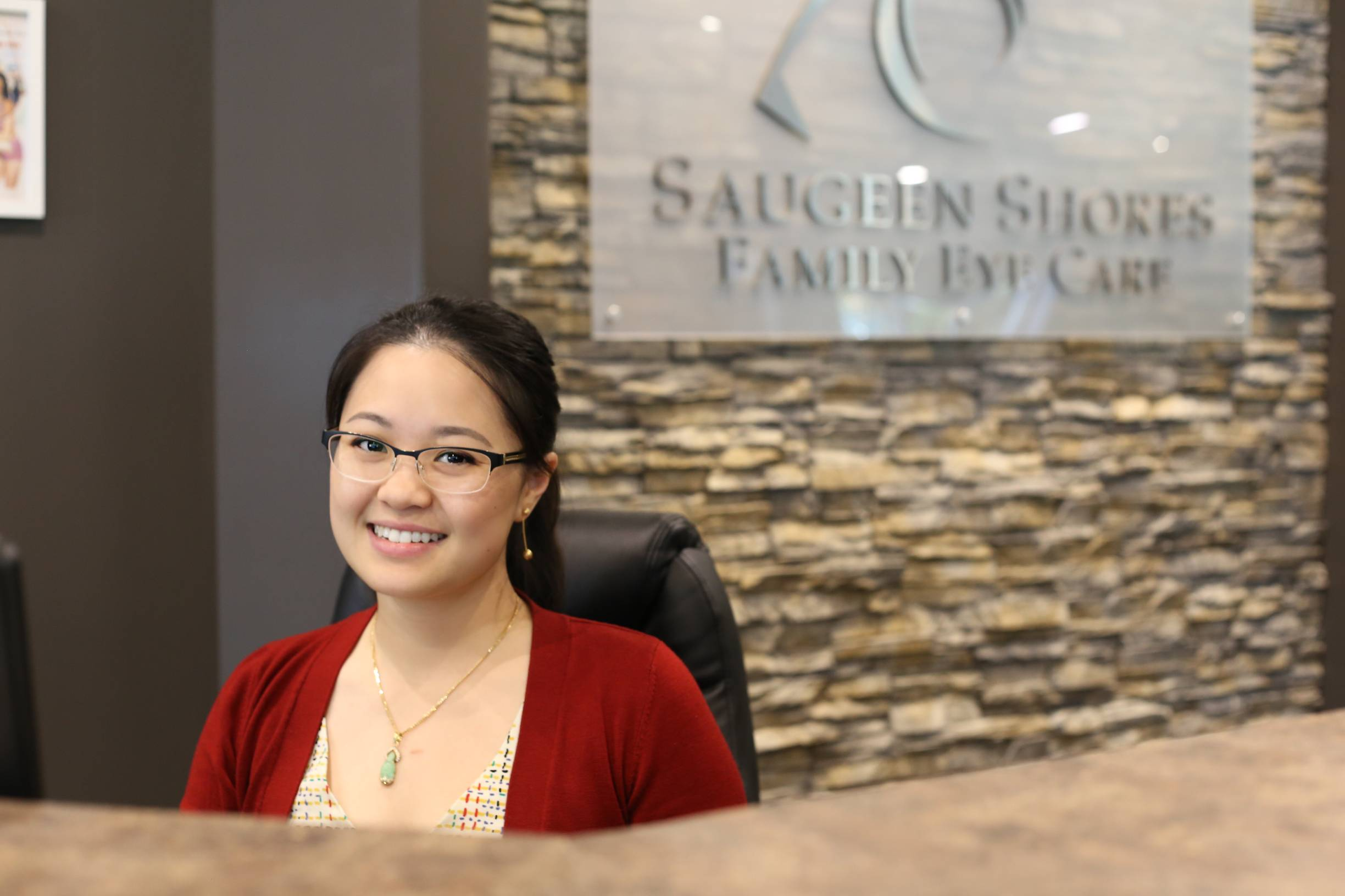 graduated from the business administration program at seneca college in 2010 she graduated as a canadian certified optometric assistant ccoa in the